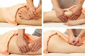 Антицелулитен масаж - методи на прилагане