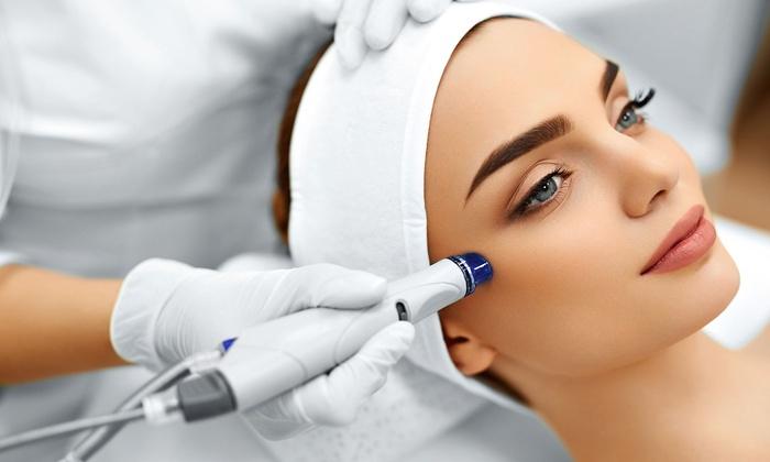 Микродермабразио за ефективно почистване на лицето от пъпки, белези и мървти клетки