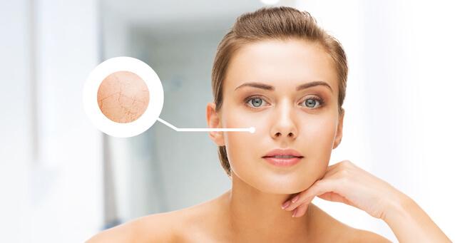 Хидратиране на кожата на лицето