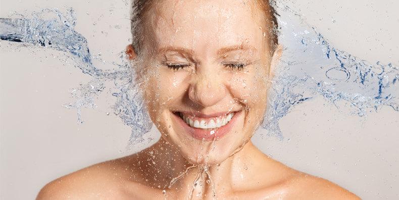 Хидратиране на кожата на лицето-ключът към сияйното Аз!