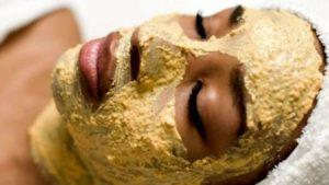 маска за лице - консистенция