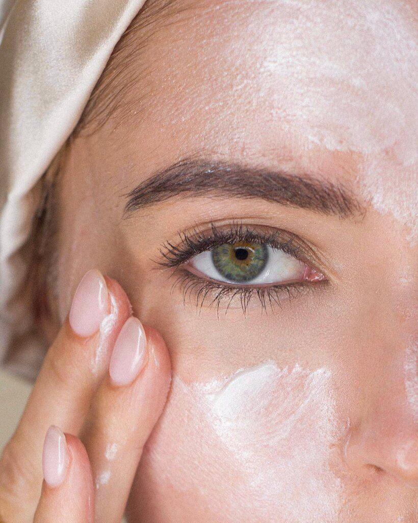 Лицето - тази част от тялото, която изисква определено внимание.